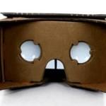 Надо быть проще: Google показала, как можно сделать шлем виртуальной реальности из картона и смартфо...