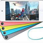 Apple анонсировала плеер iPod Touch 5-го поколения с двумя камерами