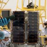 Запущен первый российский частный спутник