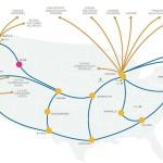 Ученые пользуются сетью, чья скорость в тысячу раз выше, чем скорость вашего интернета