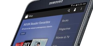 Samsung под брендом Barnes & Noble выпустит планшет Galaxy Tab