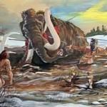 Мамонтов уничтожили древние люди?