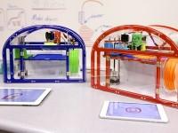 Представлен первый детский 3D-принтер «Printeer» с оригинальным дизайном