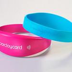 Barclaycard запустит браслет для бесконтактных платежей