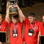 Российские студенты выиграли чемпионат мира по программированию