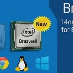 Процессоры Intel Atom Braswell могут выйти в январе 2015 года