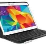 Logitech подготовила чехол-клавиатуру Type-S для планшетов Galaxy Tab S