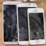 Экраны смартфонов наконец-то перестанут разбиваться