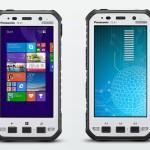 Panasonic Toughpad FZ-E1 и FZ-X1: «внедорожные» мини-планшеты с 5-дюймовым экраном