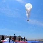 Project Loon - интернет-связь посредством воздушного шара
