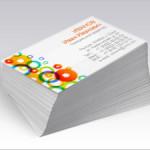 Роль визиток в обществе