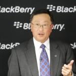 Глава BlackBerry сомневается в возвращении культового статуса компании