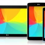 LG сообщила о выходе планшета LG g pad 10.1 на мировой рынок