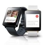 «Умные» часы LG G Watch поступили в глобальную продажу