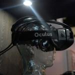 Oculus разрабатывает контроллер управления движениями для шлема Rift