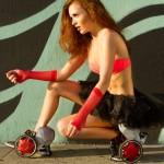 Action R Rocket Skates  – роликовые коньки с электродвигателями