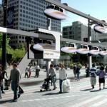 SkyTran - скоростной городской транспорт на магнитной подвеске