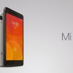 Xiaomi представила новый флагманский смартфон Mi 4
