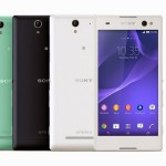 Sony анонсировала селфи-смартфон Xperia C3