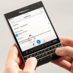 BlackBerry рассказала о преимуществах новой клавиатуры смартфона Passport