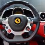 Ferrari запатентовала новую систему рулевого управления