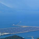 В Индии планируют построить крупнейшую солнечную плавучую электросанцию