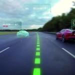 Jaguar Virtual Windscreen: концепция «умного» лобового стекла