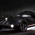 Автомобиль Дарта Вейдера дебютировал на фестивале Comic-Con