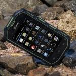 Смартфон Senseit R390 повышенной прочности поддерживает две SIM-карты