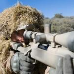 В США успешно испытаны самонаводящиеся снайперские пули