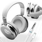 SoundSight: беспроводные наушники со встроенной камерой и шестью микрофонами