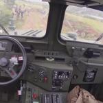 Беспилотный военный грузовик проходит тесты в США
