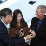 Китайцы отказываются от девайсов Apple
