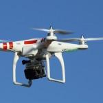 Летательный дрон сможет передать сигнал по wi-fi на расстоянии 5 км