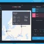 Приложение AnyWayAnyDay попало в шорт-лист премии World Summit Award Mobile