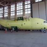 Антонов представил фюзеляж нового самолета АН-178