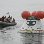 """В Тихом океане завершены испытания космического челнока """"Орион"""""""