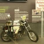 Компания Google создала первый беспилотный мотоцикл