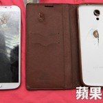 Смартфон Samsung спас жизнь хозяину в перестрелке