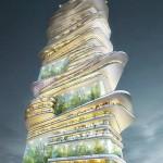 Можно ли разместить в небоскребе целый город?