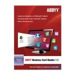 ABBYY Business Card Reader подружился с iOS 8