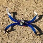 Гибкий квадрокоптер-браслет поможет снять эффектное селфи (ВИДЕО)