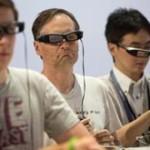 Sony выпустит конкурента Google Glass весной 2015-го (ВИДЕО)