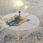 В США заработала крупнейшая в мире солнечная электростанция