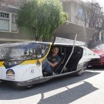 Stellа: первый семейный автомобиль на солнечных батареях