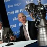 Основатель Amazon будет выпускать ракетные двигатели
