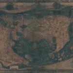 На карте Колумба нашли скрытый текст