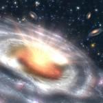 Благодаря новому исследованию квазары стали понятнее