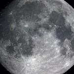Что у Луны под мантией?