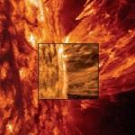 Аппарат NASA предоставил новые данные об атмосфере Солнца